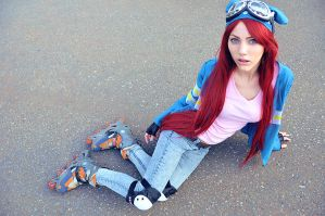 Air Gear -Ringo by NatalieCartman