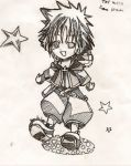 Chibi Sora by KairiLover94