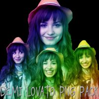 DEMI LOVATO PNG PACK by avns