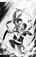 NIGHTWING #14 COVER by eberferreira