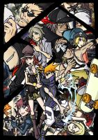 The World Ends With You by VincentStrider
