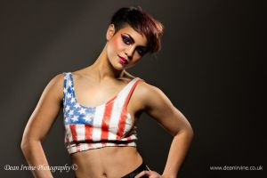 stars and stripes by Dean-Irvine