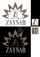 Zaynab Logo - 2nd by 1A-Design