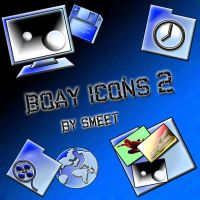 Boay Icons 2 by smeetrules