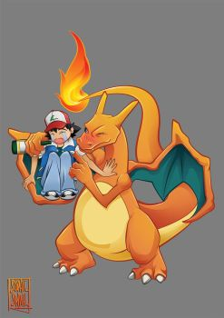 Charizard by S-E-S