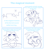 The magical moment by SmokyJack