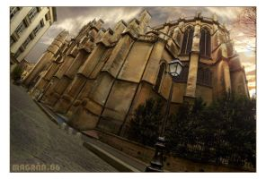 Cathedrale St-Pierre by 3pepe3