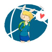 Fionna by AnaP15