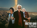 Doctor Who: The Pyramid at the End of the World by Esterath13