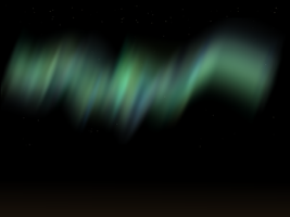 Aurora Night by Ambience19