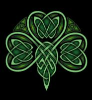 celtic28.Shamrock by steelraven