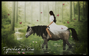 Together As One by AnneWillems
