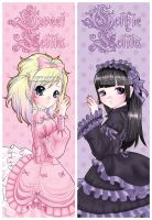 .:Lolita Bookmarks:. by PhantomCarnival