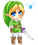 Pixel Link by Chikukko