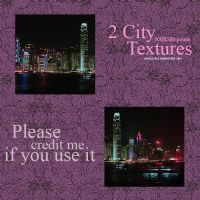Two City Textures by camiluchiiz
