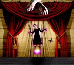 Marionette in my hands puppet by Ennui92