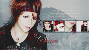 Shou Wallpaper by NJA123