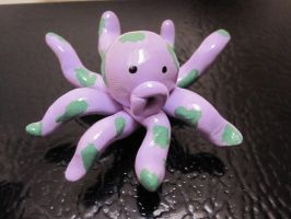 Octopus Magnet by SugiAi