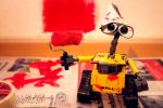 master Painter- Wall.E by strehlistisch