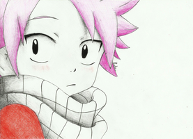 Little Natsu by Agg-A