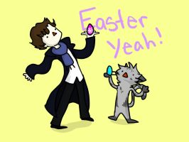 Easter Yeah! by Applemist