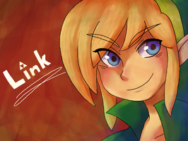 Link coloring practice by snuddi