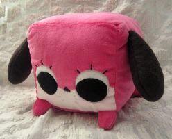 Maromi Cube Plush by caffwin