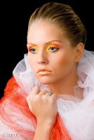 Kryolan Makeup Project No.1 by Gil-Levy