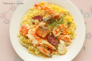 Seafood pilaf 2 by patchow