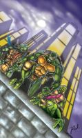 TMNT by Superpael