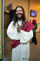 Jesus at FanimeCon 2013 by davidnguyen408