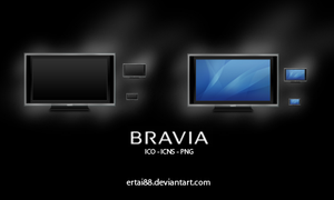 Sony BRAVIA by ertai88