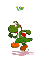 Yoshi-01 by MissleMan