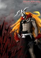 Hollow Ichigo by ahanblazer