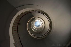 Spiral Staircase by Commencal661