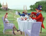 Mad tea party by fcnjt