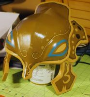 Zora Helm v2 Finished by J-ndrax