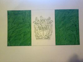 Rhodesian Flag by Brecnology