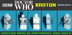 Doctor Who - Kroton 2 by mikedaws