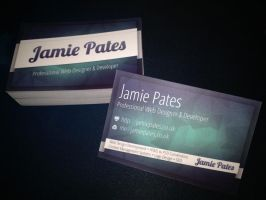 My Business Cards by Cyanoxide
