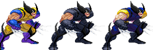 Wolverine SF3 by Balthazar by Balthazar321