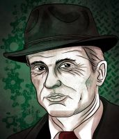 Tom Hagen Corleone by Felipefr
