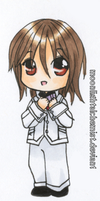 Vampire Knight: Kaname by MoonlightAlchemist
