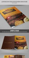 Lantakcow Steak House Menu Brochure by antyalias