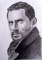 Richard Armitage aka John Proctor by CDeathhound