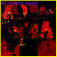Sleeping Beauty collage by SweetHea