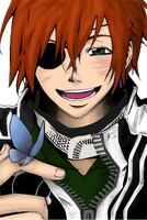 Lavi - colored by timii95
