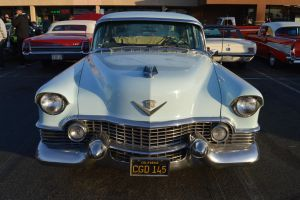1954 Cadillac Fleetwood Sedan II by Brooklyn47