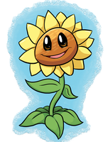 Sunflower by Luckynight48