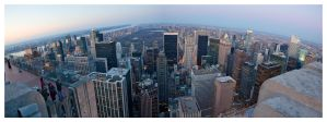 Manhattan pano by flemmens